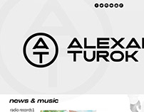 Alexander Turok logotype