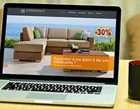 CASASOLA - Site Web Vitrine