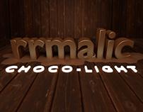RRMALIC 3D Choco-Light