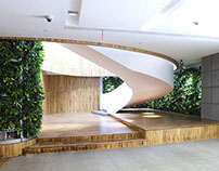 EF Headoffice, Shanghai