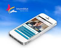 Beyondblue Responsive Website