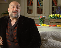 Omid Djalili 'Hot & Dangerous' Interview