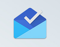 Google Inbox Icon Freebie