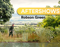 Robson Green Aftershows Bumper