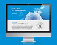 GKL Biotec AG - Responsive Website