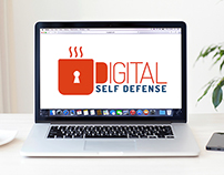 Digital Self Defense Logo Design and Branding
