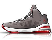 Basketball Shoe Concept