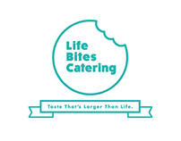 Life Bites - Logo & Name Card