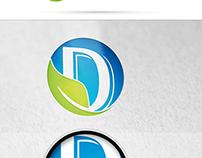 Deniz Gıda Creative Logo Design