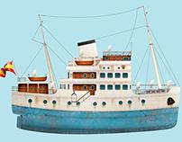 Iradier ship