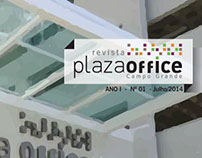 Plaza Office Newspaper
