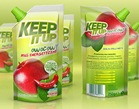 KEEP IT UP Packaging Concept