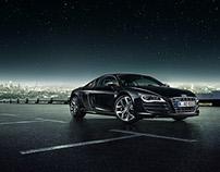 Audi R8 - LA night