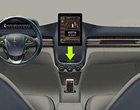 Automotive Interior Interface app