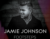 Jamie Johnson from 'The Voice UK' EP/Album Artwork