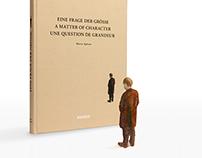 Eine Frage der Größe – Book