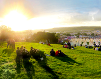 Glastonbury Panoramic