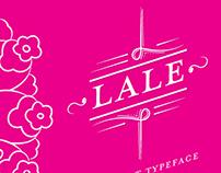 Lale typeface