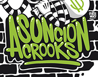 Guess who! - Asunción Crooks (T-shirt)