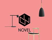 Novel Furniture Site Concept