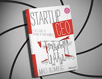 StartUp CEO - Official Book Trailer