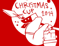 the Christmas Cup - logo + misc