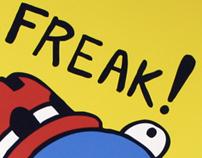 FREAK!!
