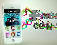 App Mobile - Produce Crack