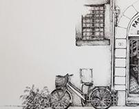 drawings Pistoia