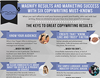 Infographic- 6 Copywriting Must-Knows for Success