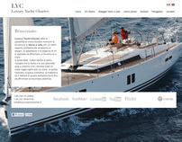 SITO INTERNET LUXURY YACHT CHARTER