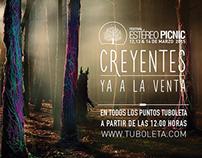 CHARACTER DESIGN ESTEREO PICNIC FESTIVAL 2015