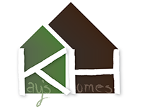 Kay's Homes Logo Development