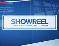 Joseph Bullivant | 2013-2014 Showreel