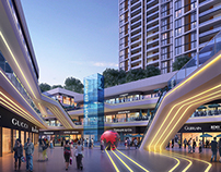 LongJiang Mixed-Use Development