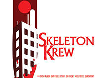 SKELETON KREW Official Poster