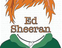 Event Poster-Ed Sheeran