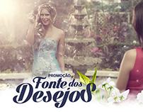 FONTE DOS DESEJOS BRADESCO   Promoção Cartões Bradesco