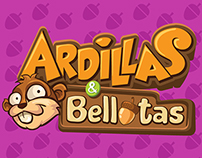 Ardillas y Bellotas (Juego de Mesa)