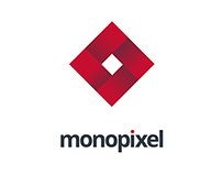 Monopixel Logo Design