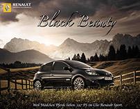 Print Campaign Renault Clio Sport