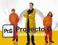 Proyecto. G Cuarta Temporada