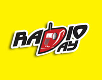 Malaysia Radio Day Logo