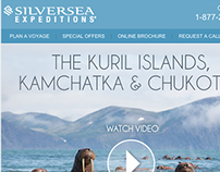Luxury Cruise Line Email Marketing Campaign