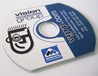 MARKETING: Business Card CDs