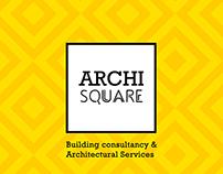 Archi square -Branding