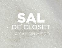 Sal de clóset