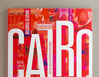 Cairo: Images of Transition (Book design)