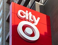 City Target Branding
