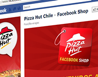 Pizza Hut - Facebook Shop